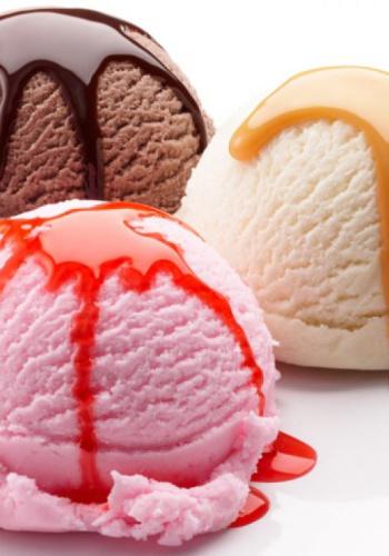 Ice Cream Syrups